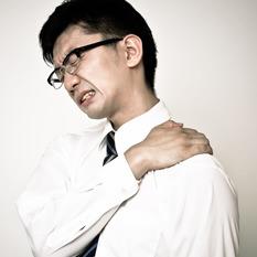 肩(鎖骨・肩甲骨)