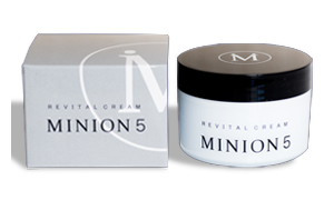 MINION5 ~RIVITAL CREAM(ホルミシスクリーム)~150g